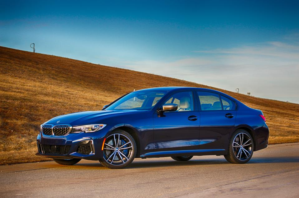 2020 Bmw M340i A Lovely Driver But Not For 3 Series Fans Of Old