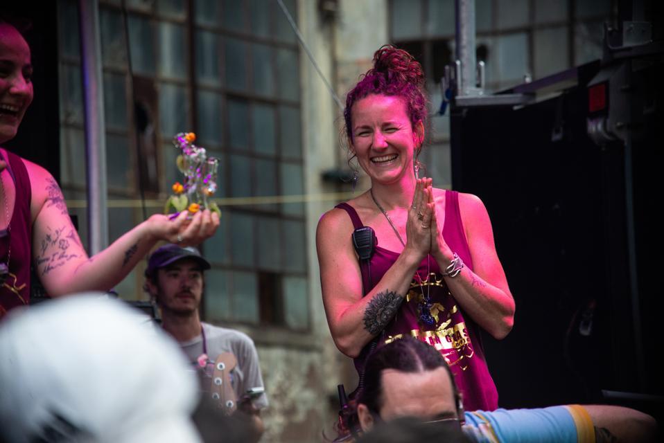 Glassblowing festival Allison Key