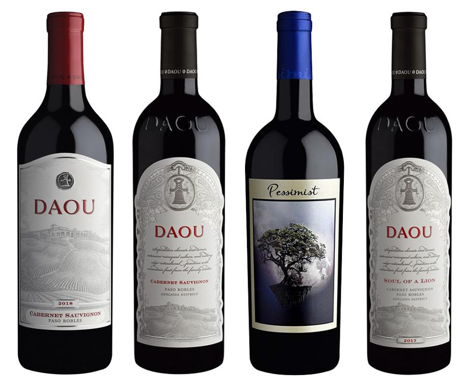 Daou makes Bordeaux styled wines in Paso Robles, California