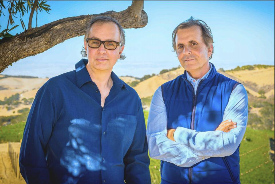 Daniel and Georges Daou operate their eponymous winery in Paso Robles.