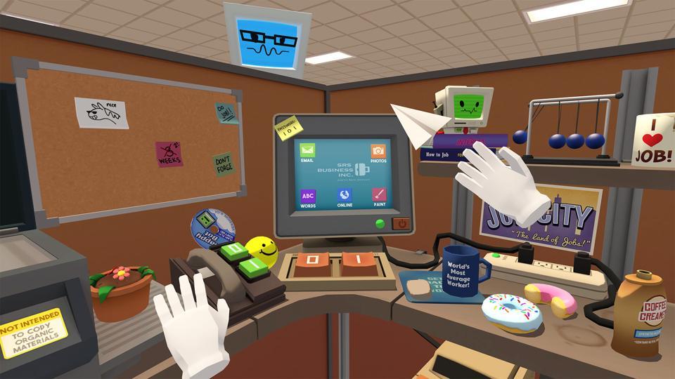 Job Simulator VR