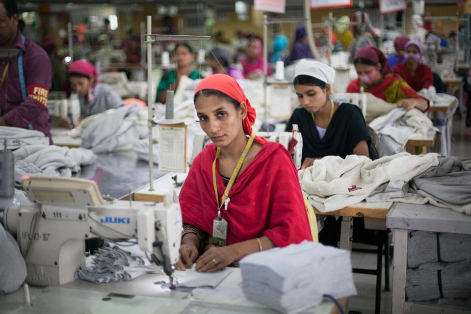 Bangladeshi Garment Workers coronavirus