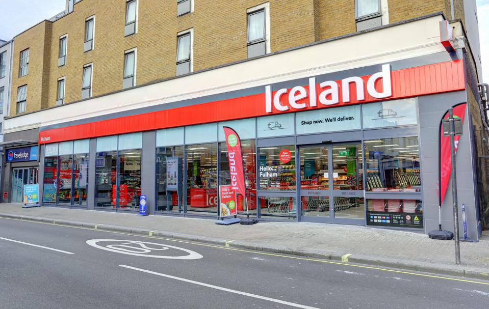 Iceland Fulham store