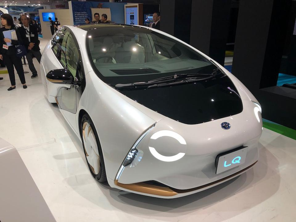 Toyota EV Initially Designed For Tokyo Olympics To Start Testing ...