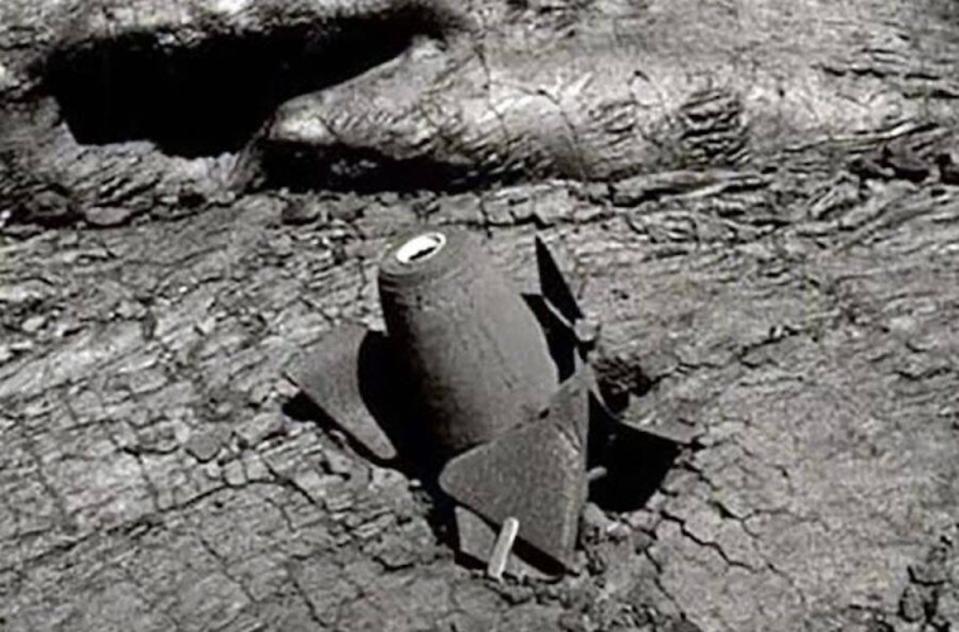 Hiker Finds Bombs Dropped On Mauna Loa Volcano 85 Years Ago