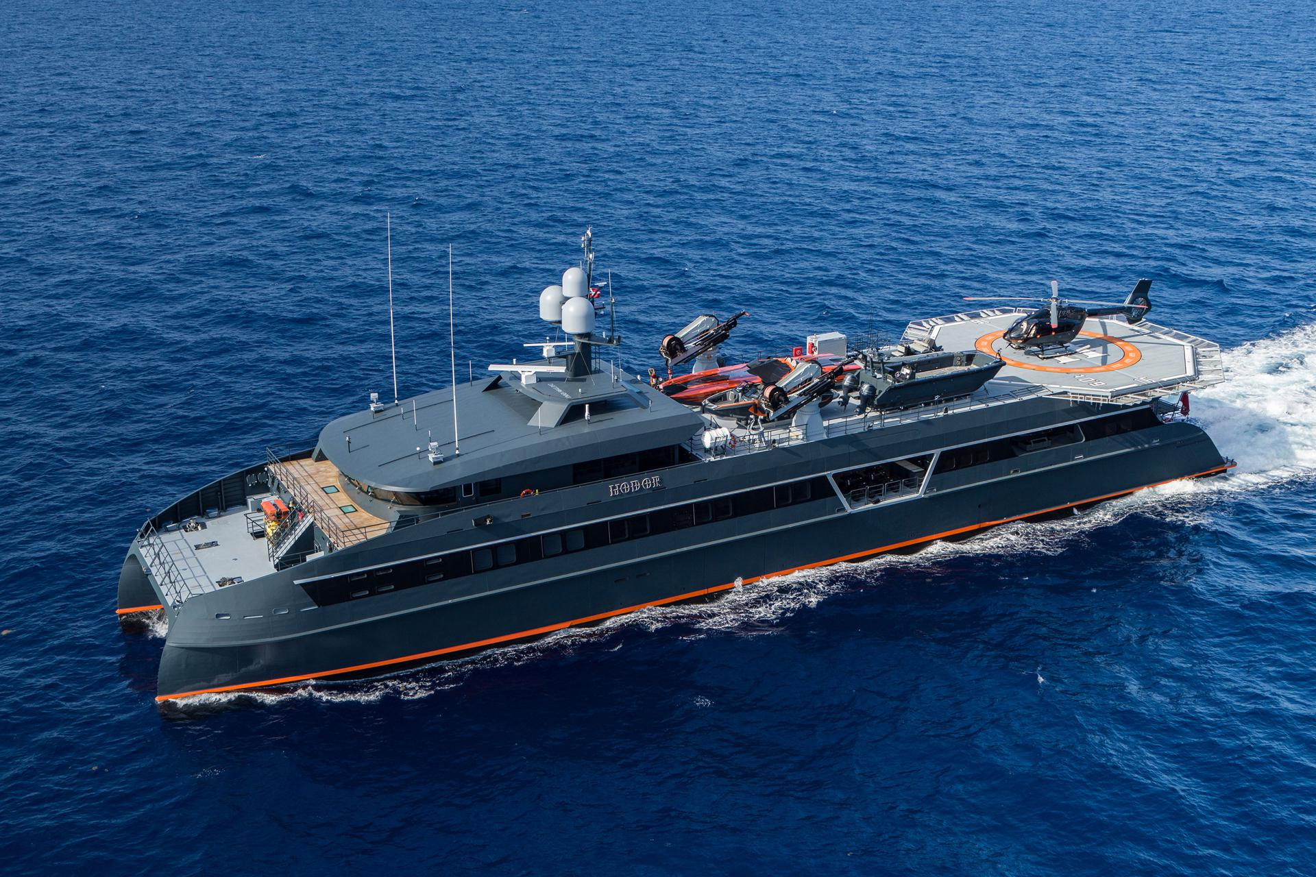 Superyacht Owners Escape For Open Waters With Hospital Rooms And Private Nurses