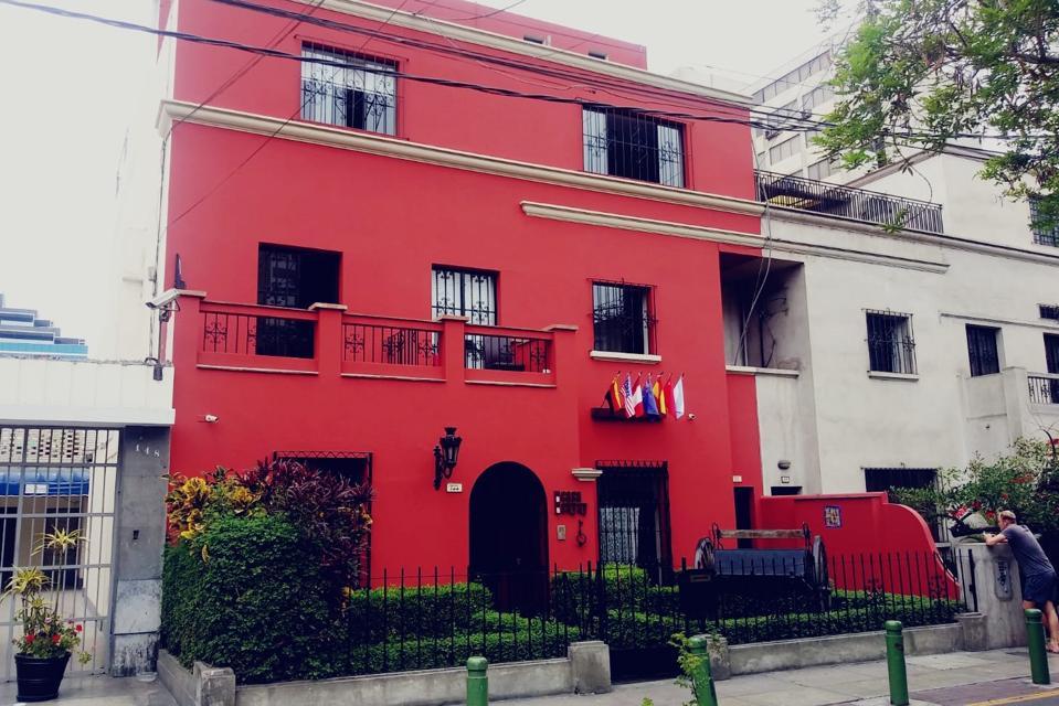 Casa Suyay Hotel: Lima Perù