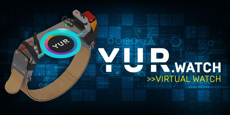 Learn more about the virtual smart watch at YUR.fit