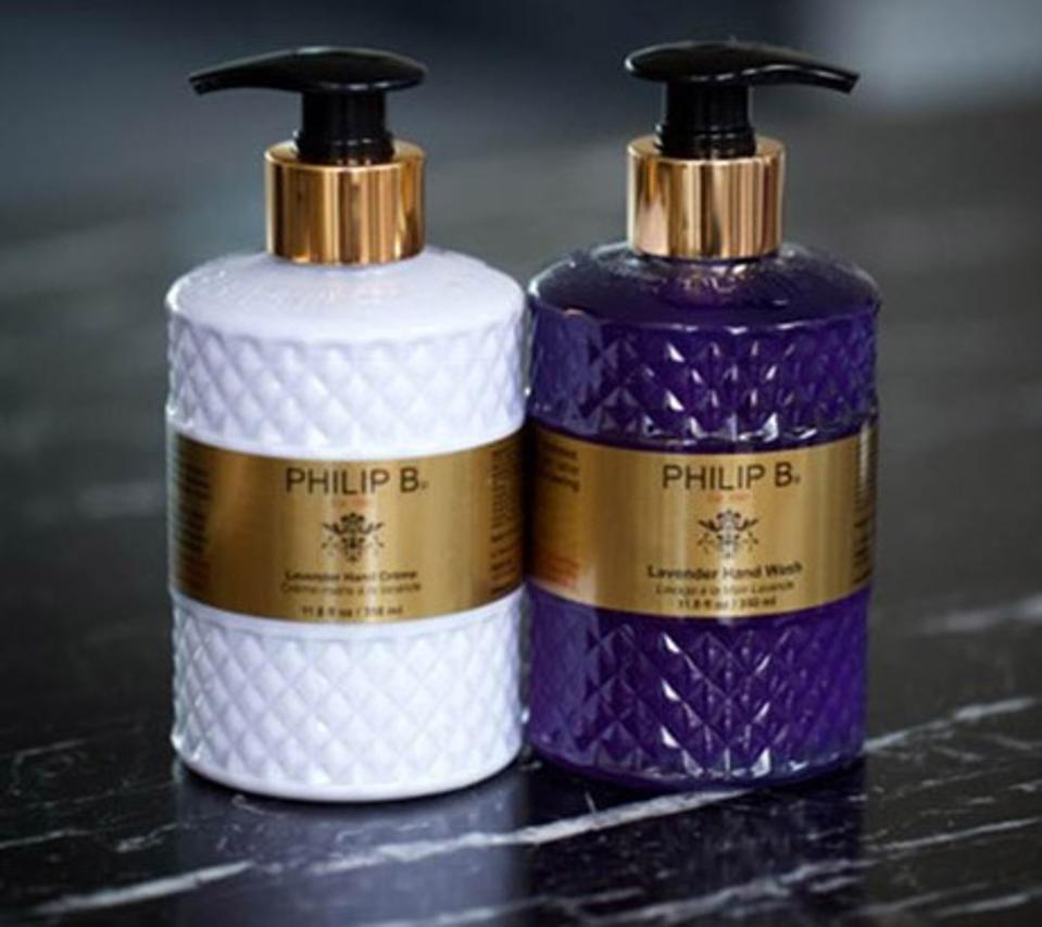 Philip b Lavender Handwash and Hand Creme