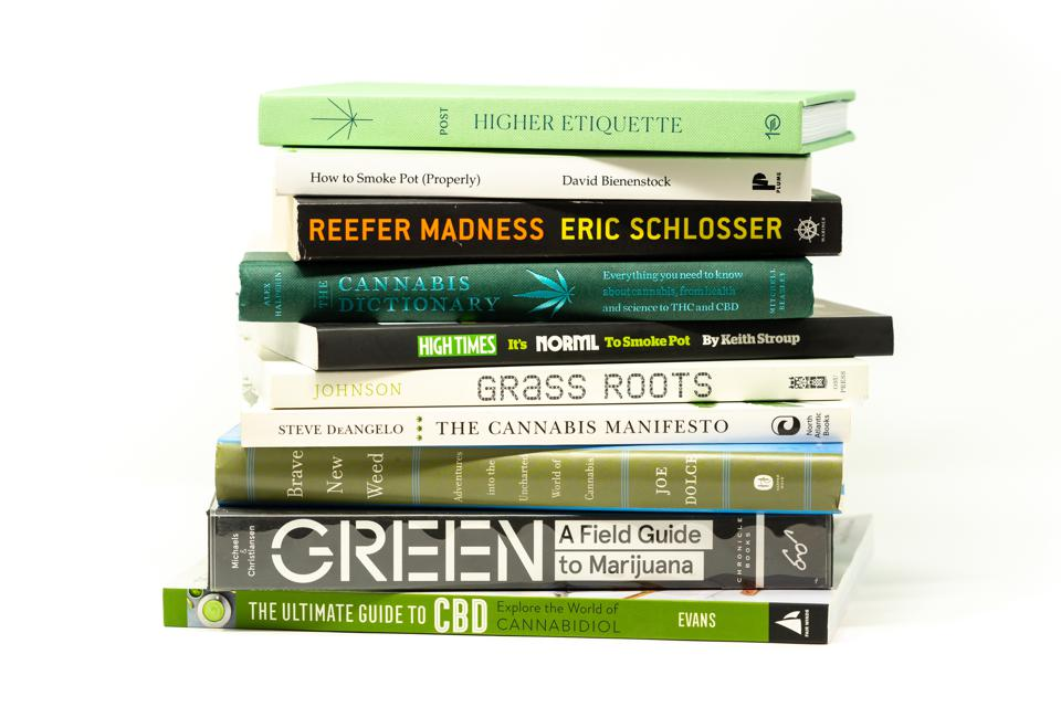 cannabis books, marijuana books, weed reads, cannabis reading list, cannabis culture
