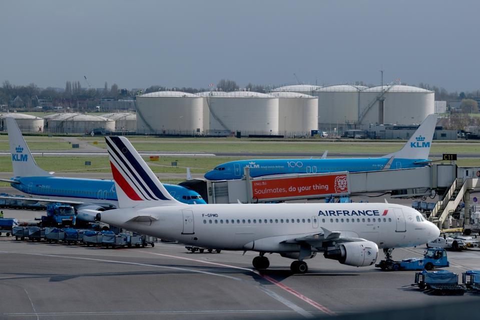 Coronavirus, covid-19, airlines, airfrance, klm, emirates, lufthansa, flight restrictions