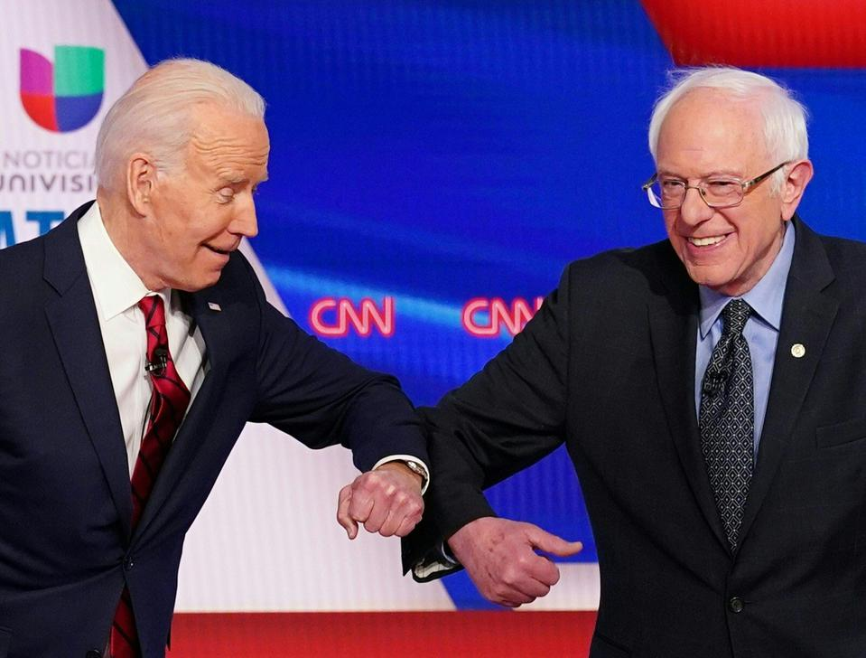 How Does Biden Avoid The Bernie (Von) Trap?