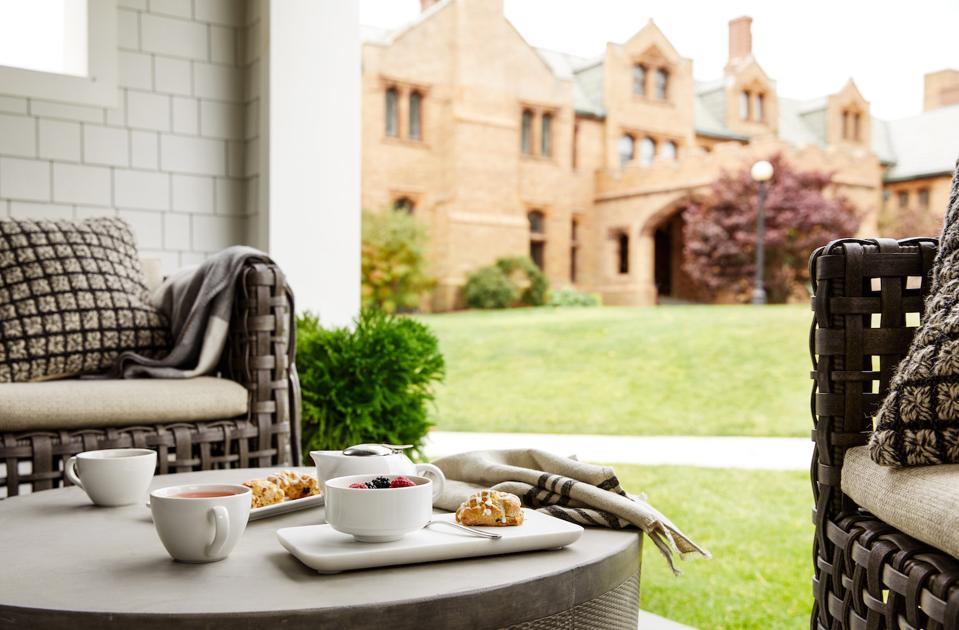Miraval Berkshires Cottage Spa Life in Balance Wellness Resort
