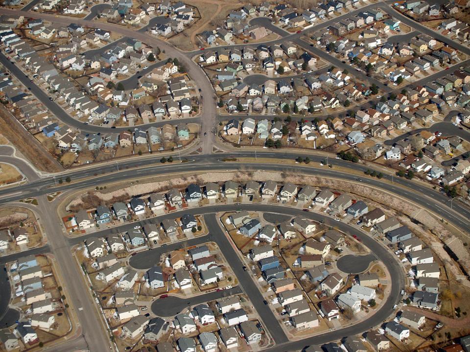 Colorado suburb