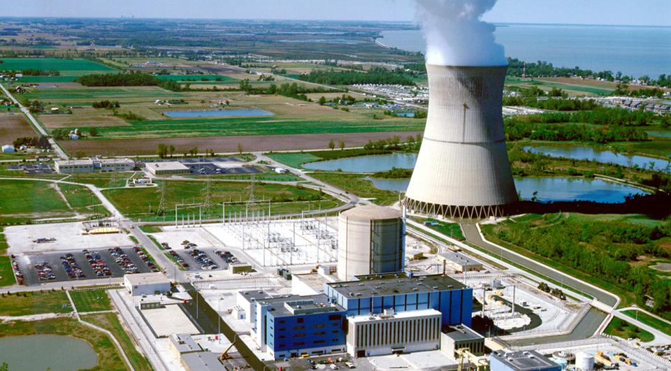 Davis-Besse nuclear plant
