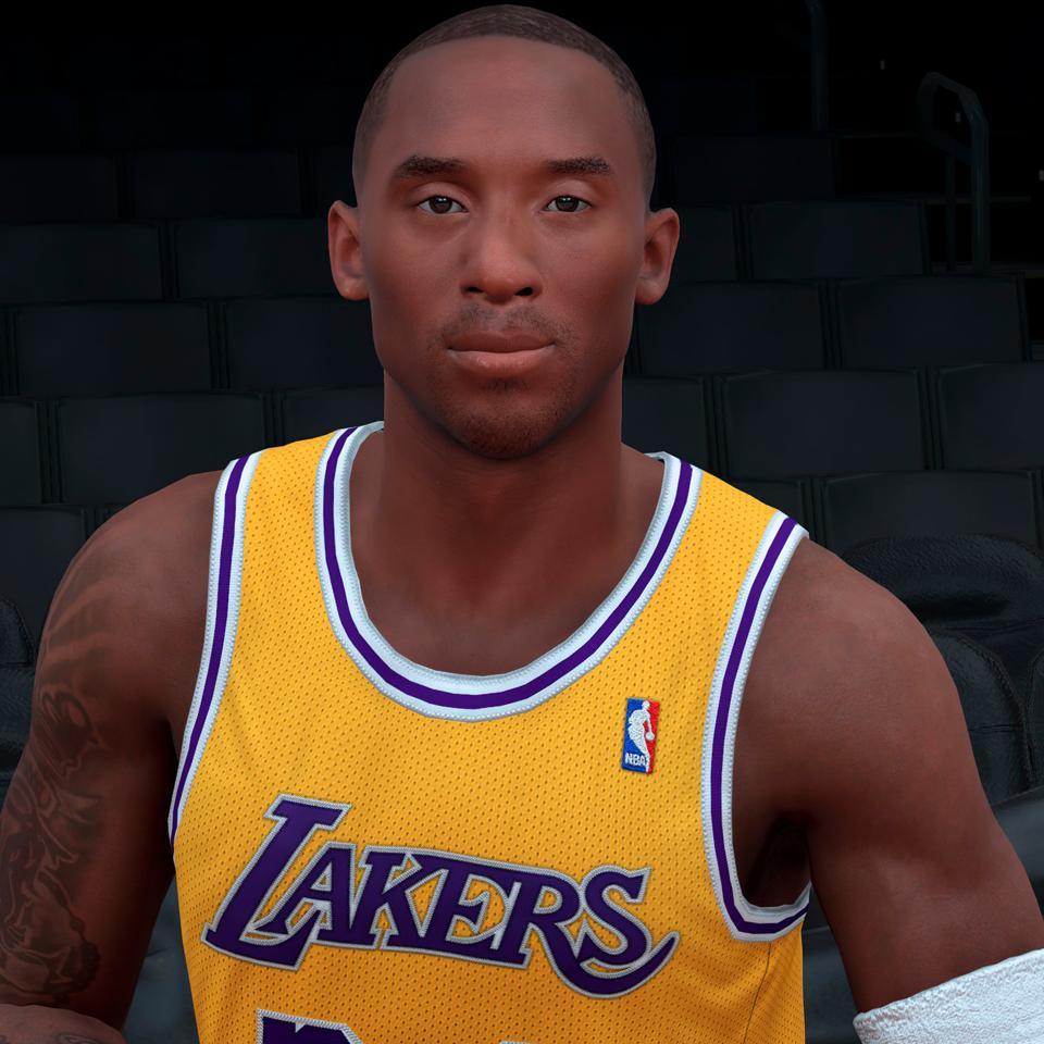 Kobe Bryant NBA 2K20 PC mod