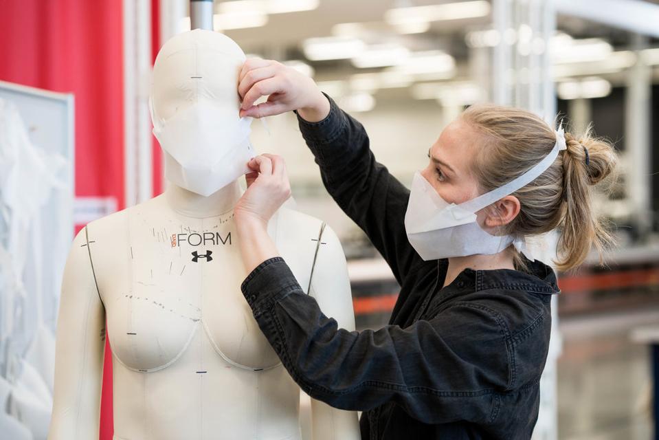 UA face masks