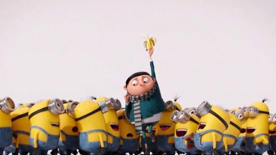 'Minions The Rise of Gru'