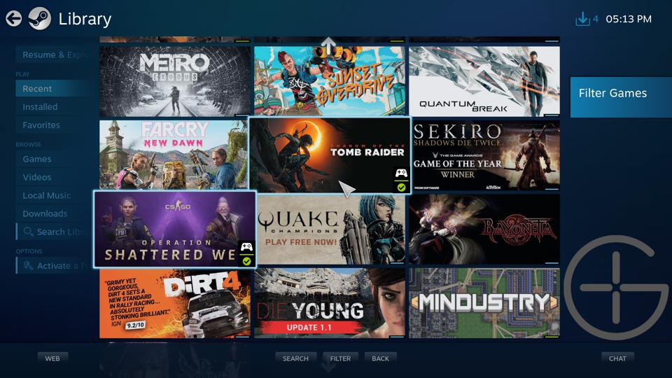 5 Reasons Why This Linux Gaming OS Is Great For Your Living Room