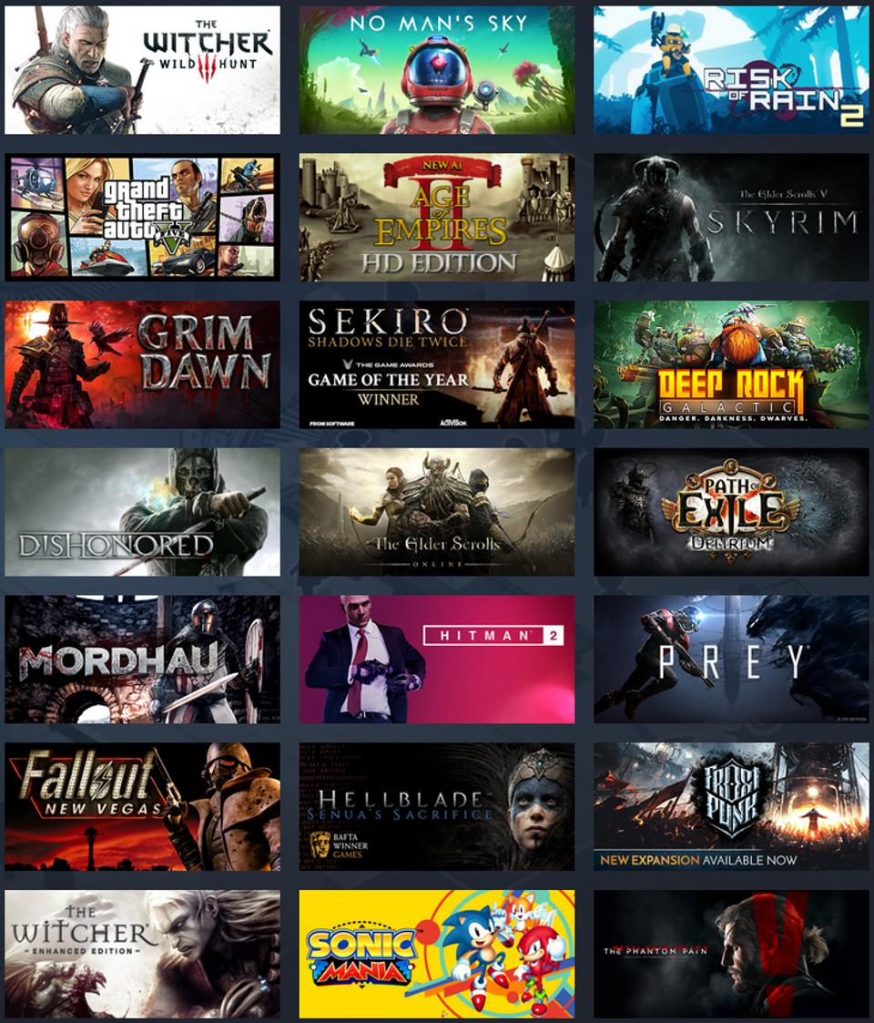 It may surprise you how many ″Windows-only″ PC games run flawlessly on Linux. Here's but a few