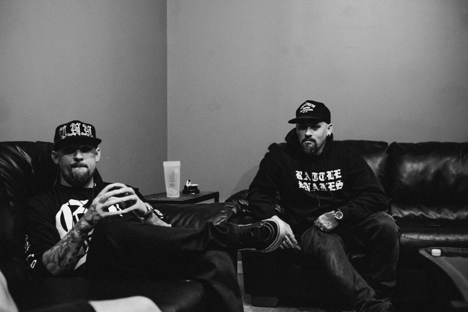 Good Charlotte's Joel and Benji Madden also have founded music companies Mddn.co and Veeps.