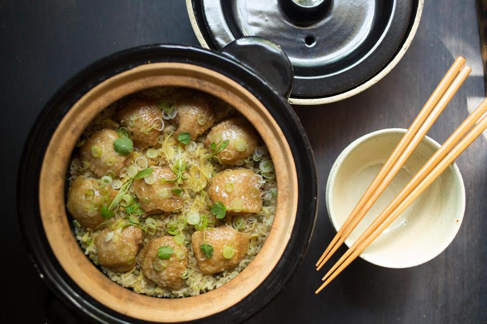 Chicken Donabe SingleThread Takeout Delivery COVID-19 Dinner Fine Dining Michelin Stars