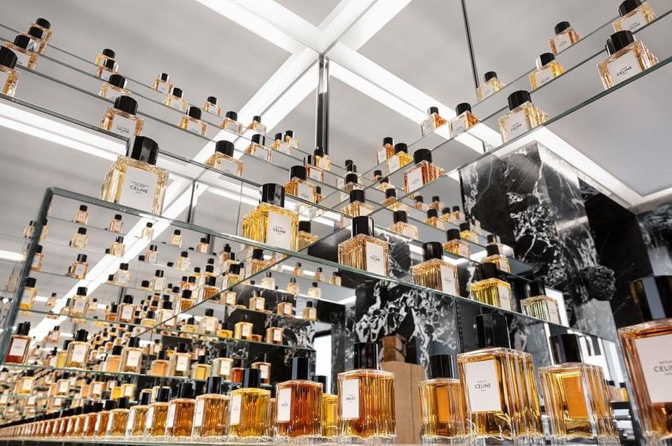 LVMH repurposes the production might of its scent & cosmetics business to battle Covid-19 chaos.