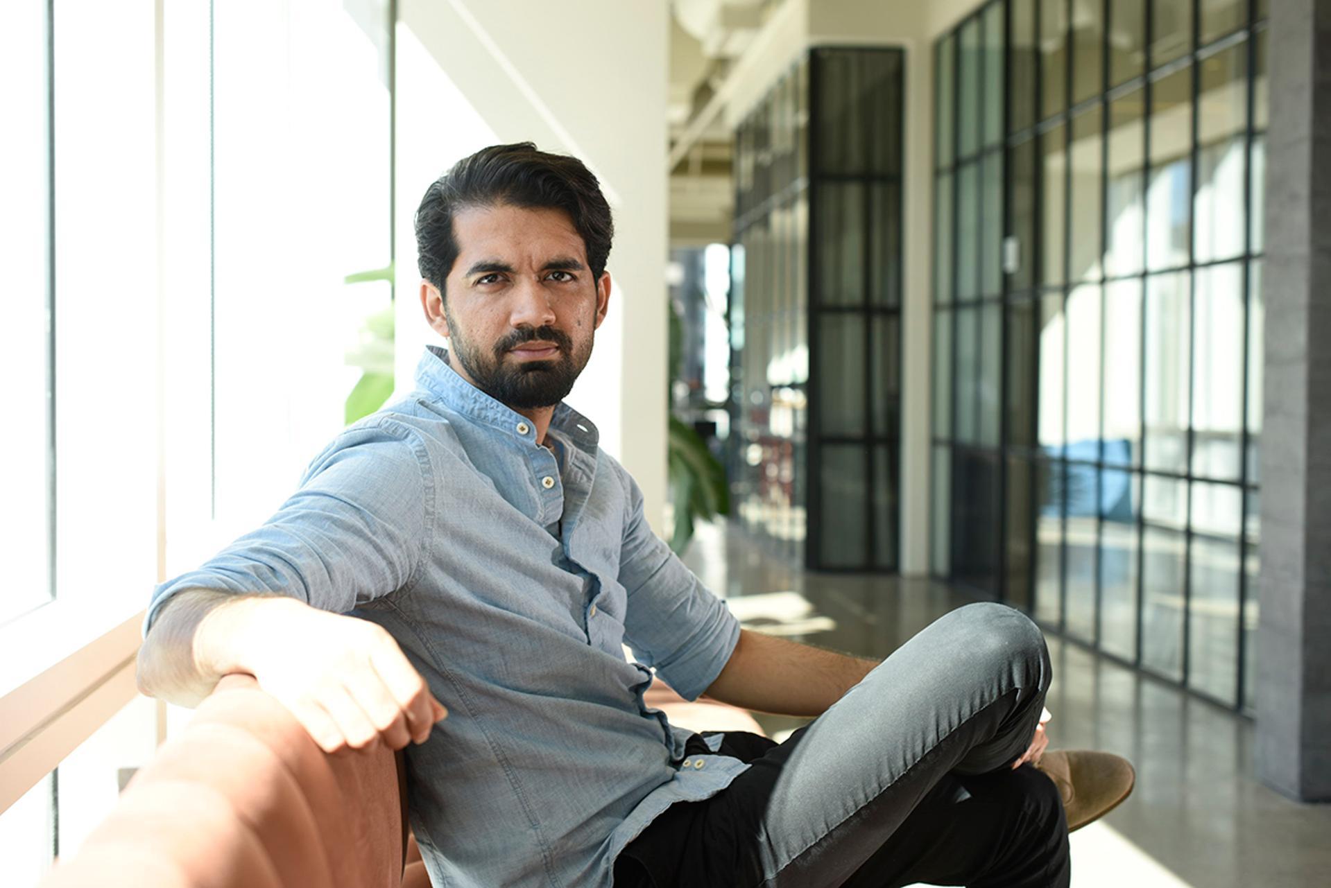 Synapse CEO Sankaet Pathak