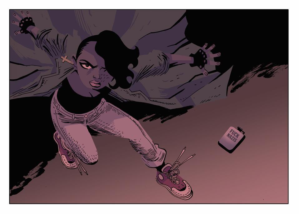 Courtesy of Dark Horse Comics