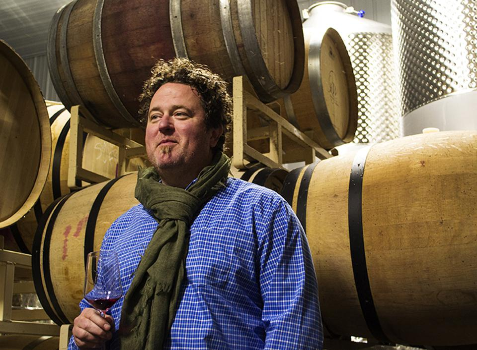 Rick Rainey of Forge Cellars is helping the hospitality industry during the COVID-19 pandemic