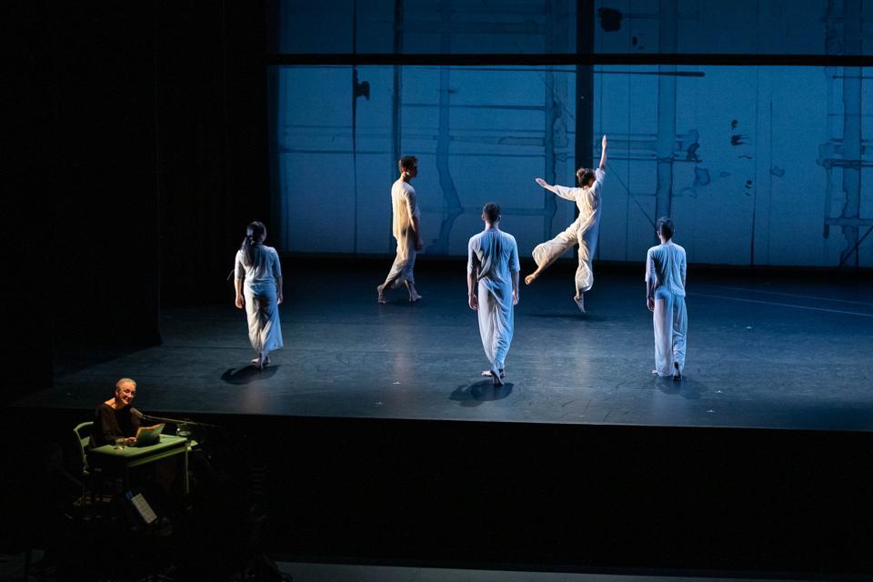 Dance performance of Four Quartets