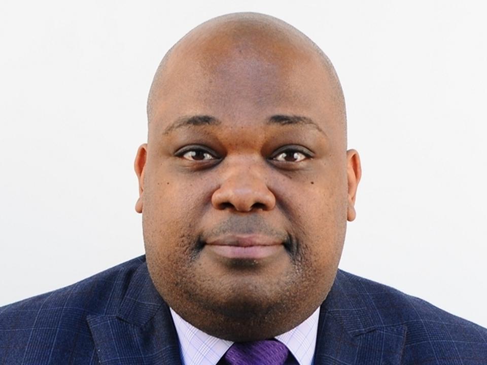 Chad Blackman, Barbados Ambassador to the United Nations in Geneva