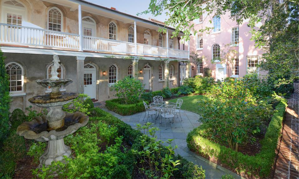 Older Than The USA, A Famous Painter's Historic Charleston Estate Lists For $10 Million