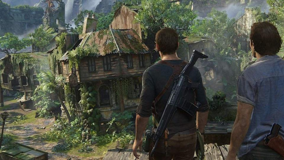 Uncharted 4 PS Plus