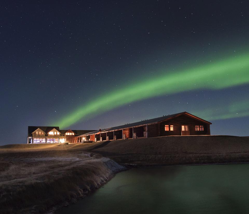 Hotel Ranga / Iceland