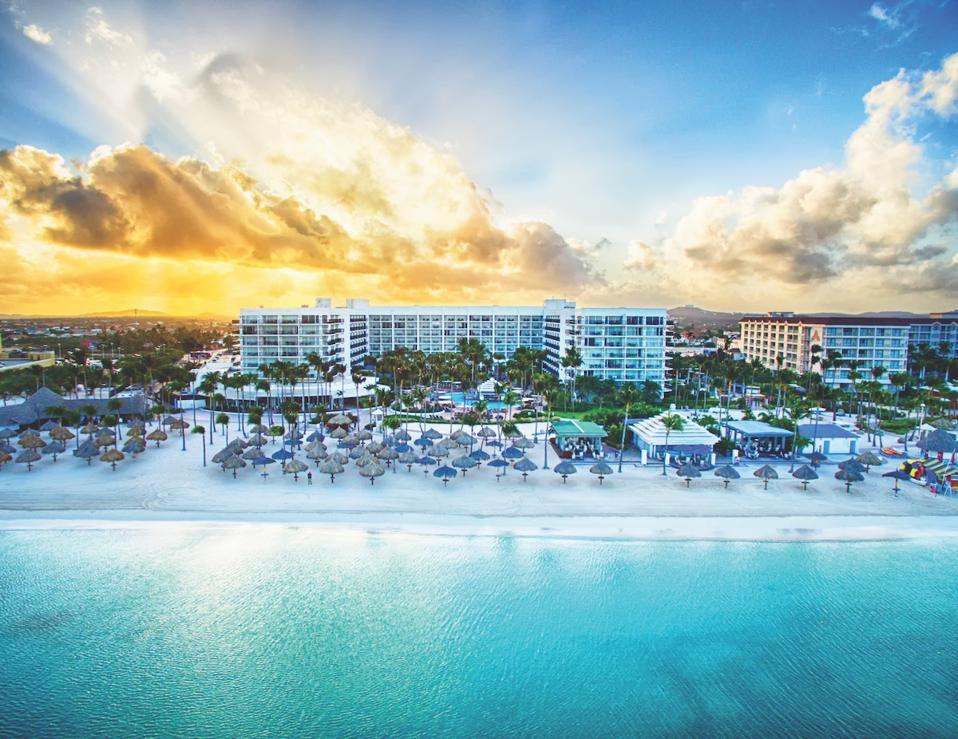 Aruba Marriott Resort / Palm Beach, Aruba