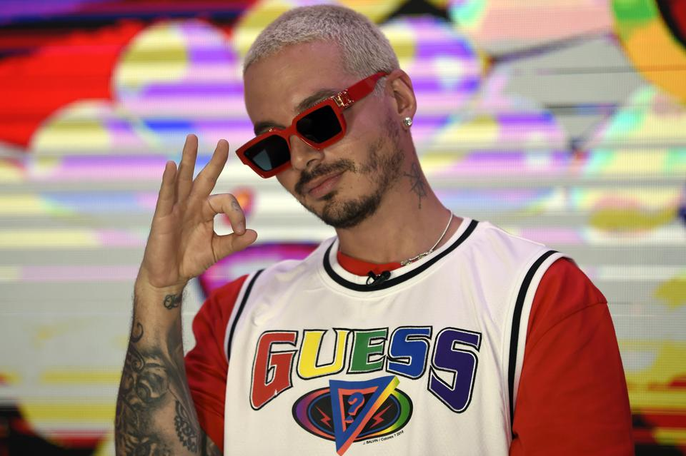 MEXICO-COLOMBIA-MUSIC-J BALVIN