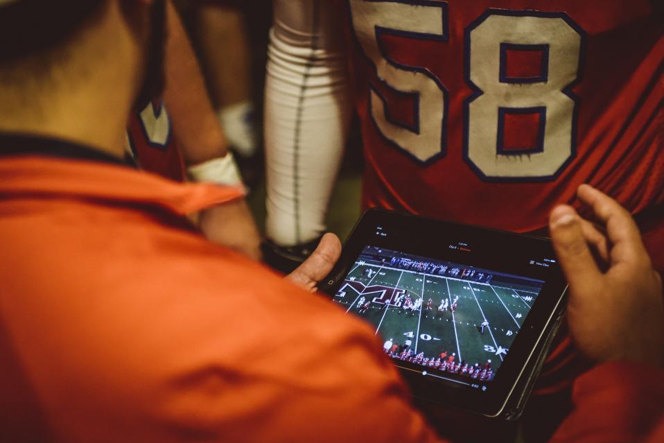 Hudl sports video data