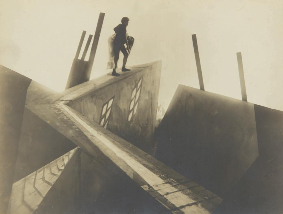 The Cabinet Of Dr. Caligari, auction, movies, classic cinema, investment, art, Sotheby's