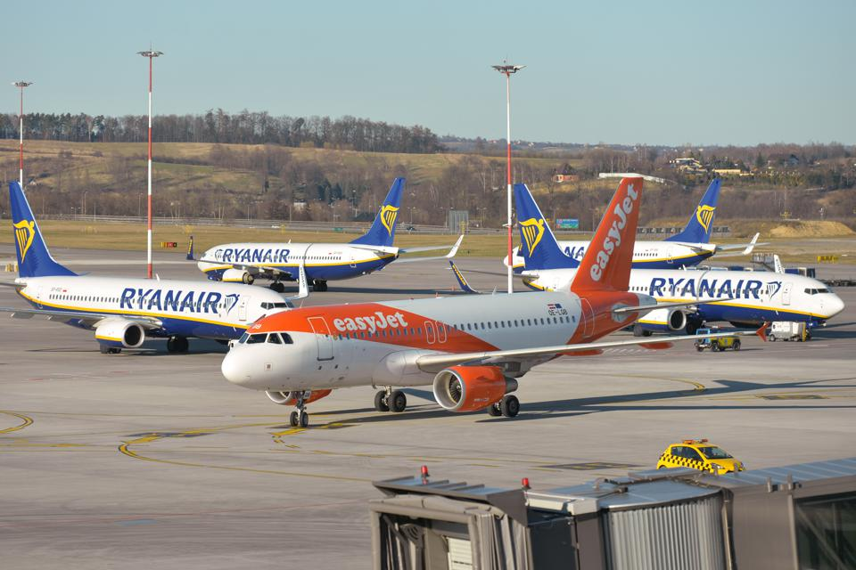 EasyJet Grounds Entire Fleet Of Planes Due To Coronavirus