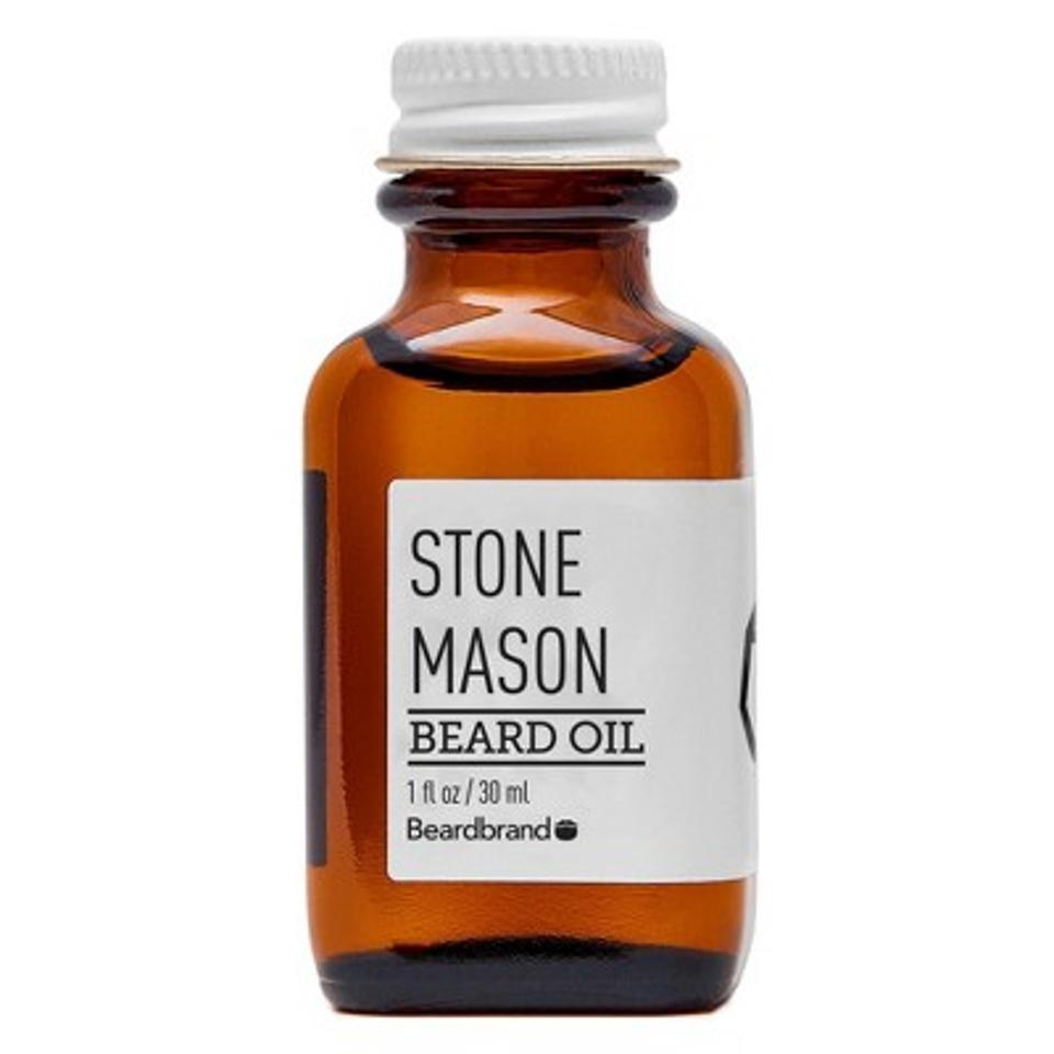 Beardbrand Stone Mason Beard Oil