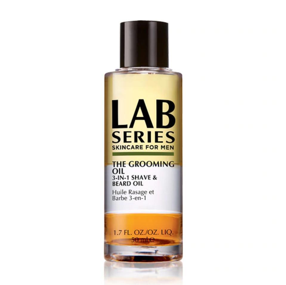 Lab Series Grooming Oil 3-In-1 Shave & Beard Oil