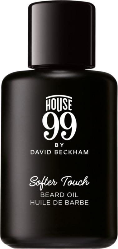 House 99 by David Beckham Softer Touch Beard Oil
