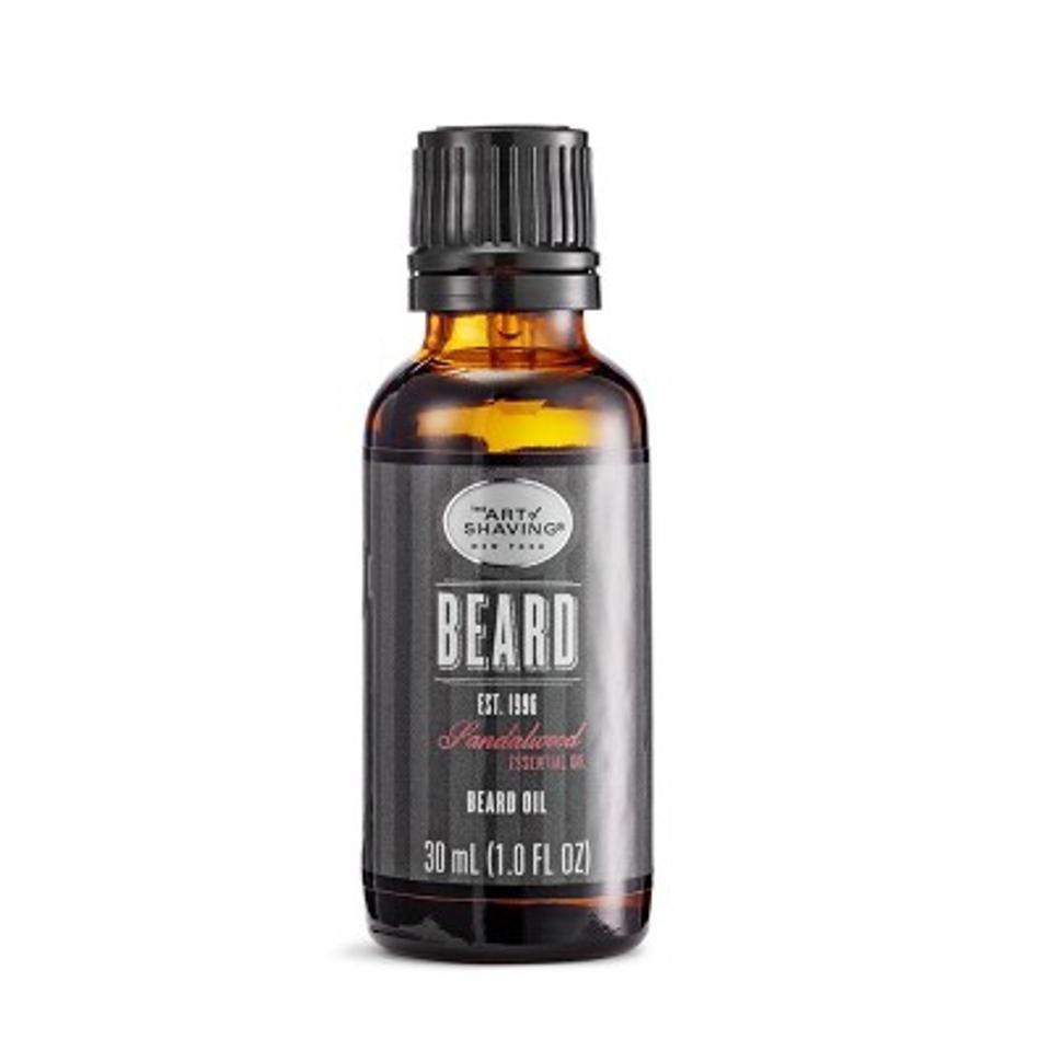 The Art Of Shaving Men's Sandalwood Beard Oil