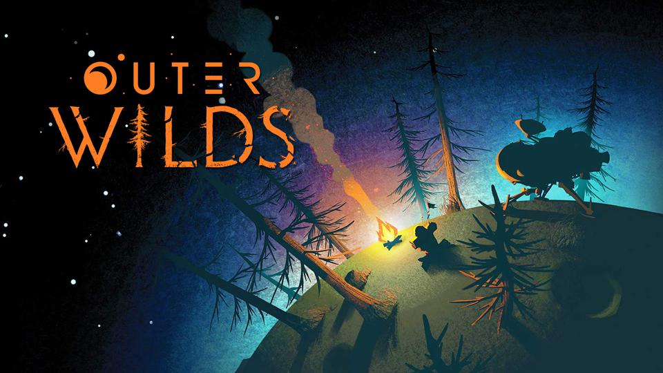 Outer WIlds Bafta Games Awards 2020