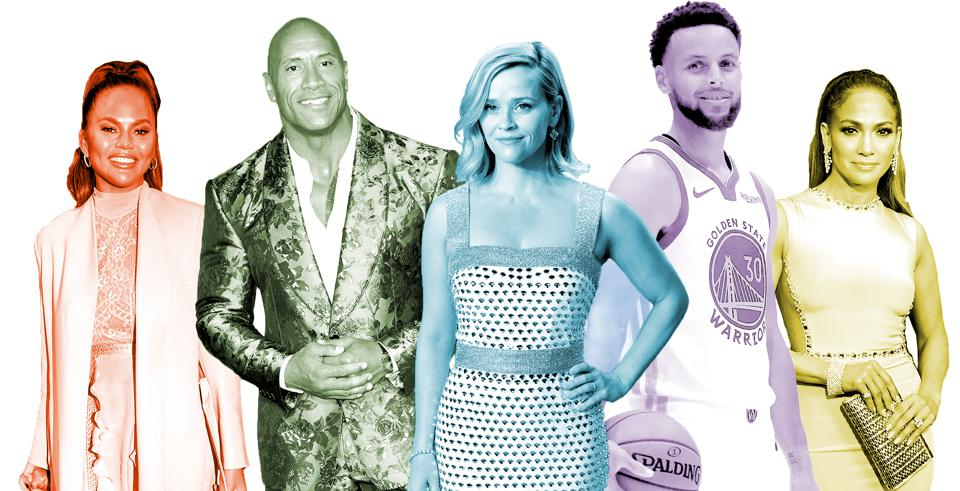 Quibi has attracted a number of celebrities to its service, including Chrissy Teigen, Dwayne Johnson, Reese Witherspoon, Steph Curry and Jennifer Lopez