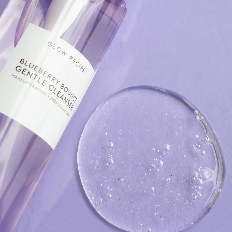 GLOW RECIPE Blueberry Bounce Foaming Cleanser