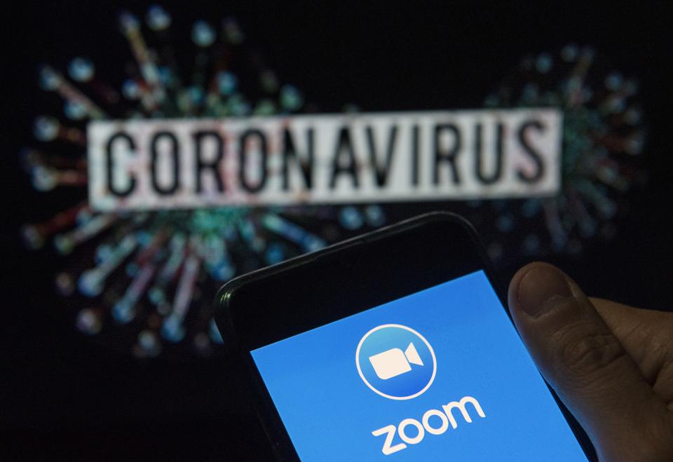 Zoom coronavirus China security response