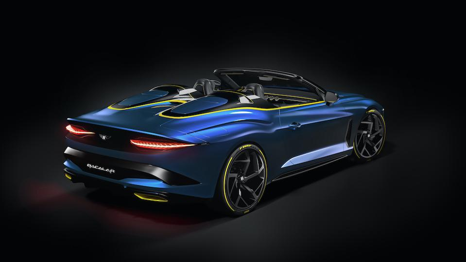 Bacalar Menlo shows the possibilities of Coachbuilt - the name referencing Silicon Valley and Palo Alto's Menlo Park