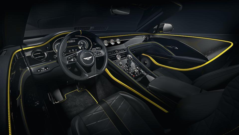 Bentley Bacalar Menlo by Mulliner Coachbuilt
